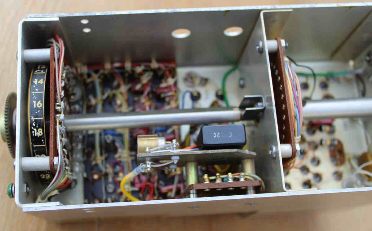 RF DECK ELECTRICAL NOTES RF Deck Test- by Chuck Rippel I